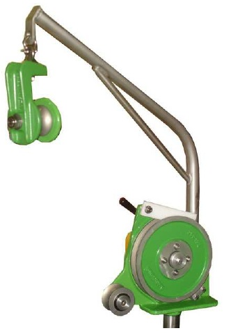 hydraulic-pots-hauler-0250-davit-arm